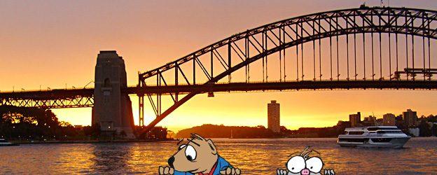 Mo & Mo en Route – Bridge